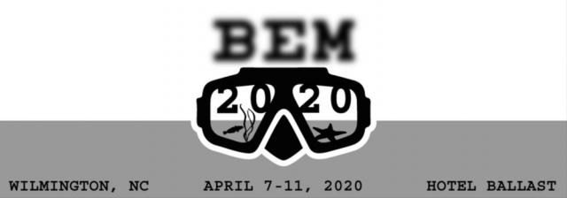 Benthic Ecology Meeting 2020 Logo
