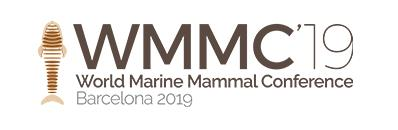 World Marine Mammal Conference 2019 Logo